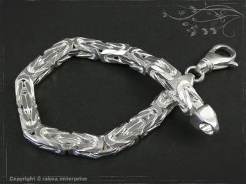 Königskette Armband B7.0L20 massiv 925 Sterling Silber