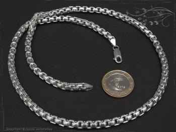 Silberkette Venezia Ru B5.3L80 massiv 925 Sterling Silber